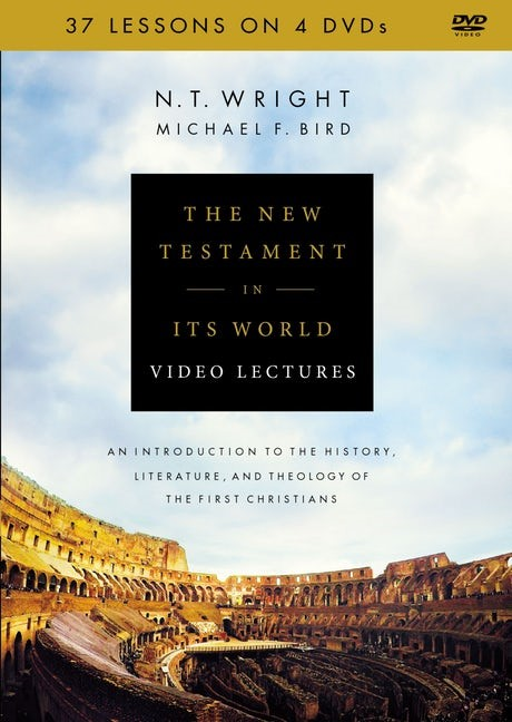 The New Testament in Its World Video Lectures (DVD)