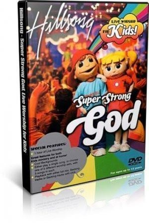 Super Strong God DVD (DVD)