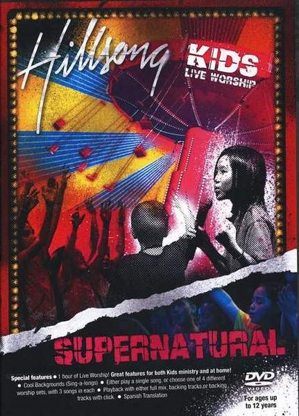 Supernatural DVD (DVD)