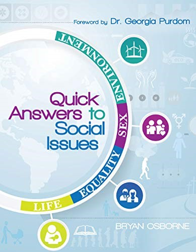 Quick Answers to Social Issues (Paperback)