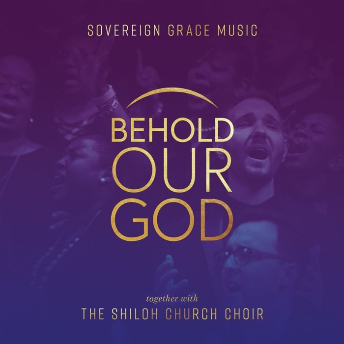 Behold Our God CD (CD-Audio)