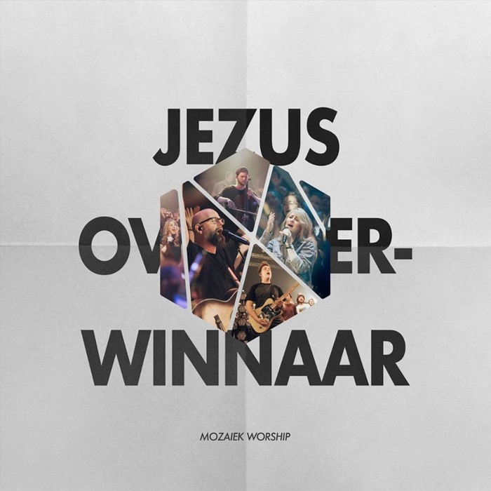 Jesus Overwiinaar (Dutch) CD (CD-Audio)