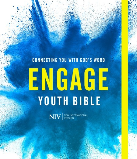 NIV Engage Youth Bible (Hard Cover)