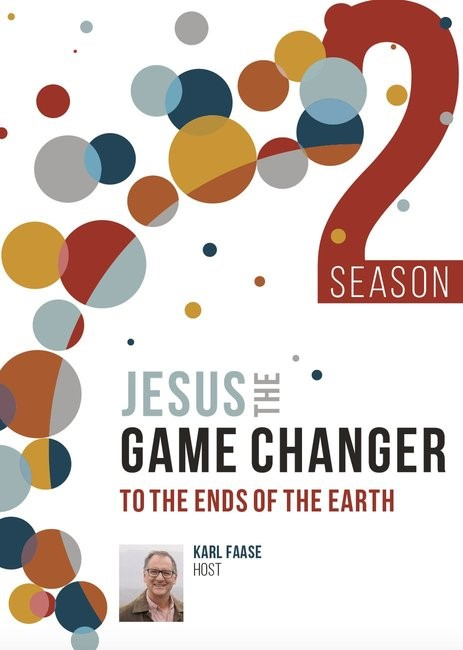 Jesus The Game Changer, Season 2 DVD (DVD)