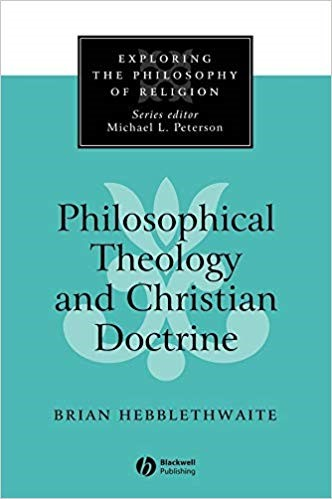 Philosophical Theology and Christian Doctrine (Paperback)