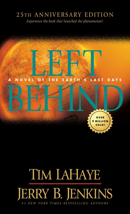 Left Behind, 25th Anniversary Edition (Paperback)