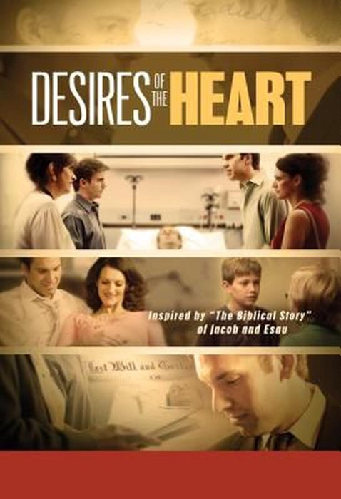 Desires of the Heart DVD (DVD)