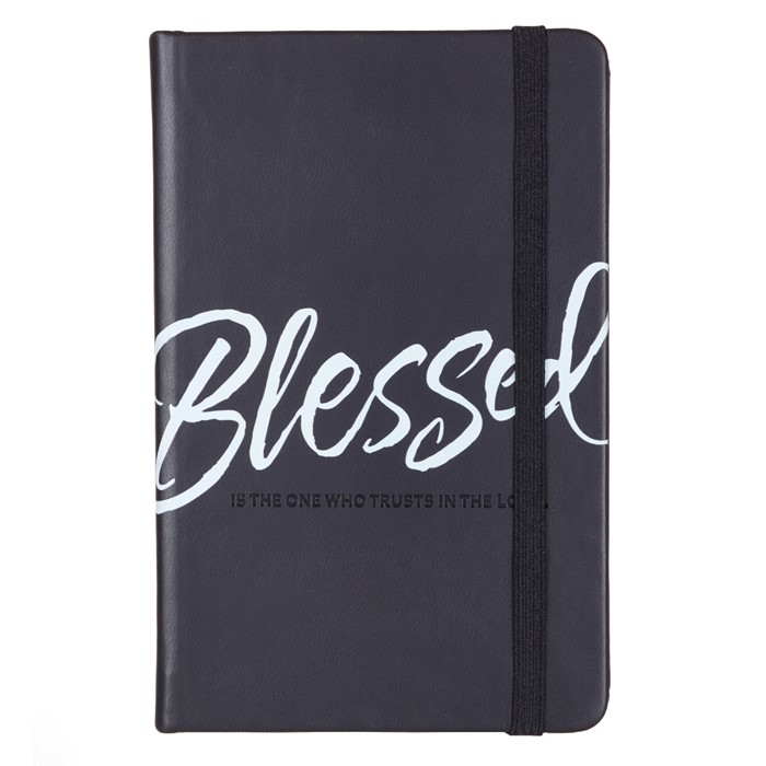 Lux Notebook: Blessed (Imitation Leather)