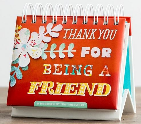 DayBrightener: Thank You For Being A Friend (Calendar)