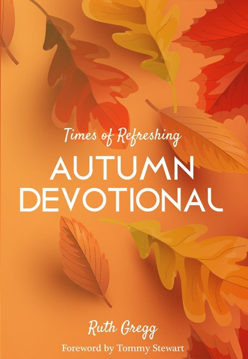 Times of Refreshing: Autumn Devotional (Paperback)
