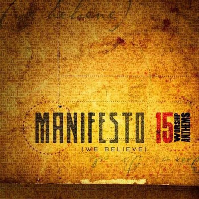 Manifesto - We Believe (CD-Audio)