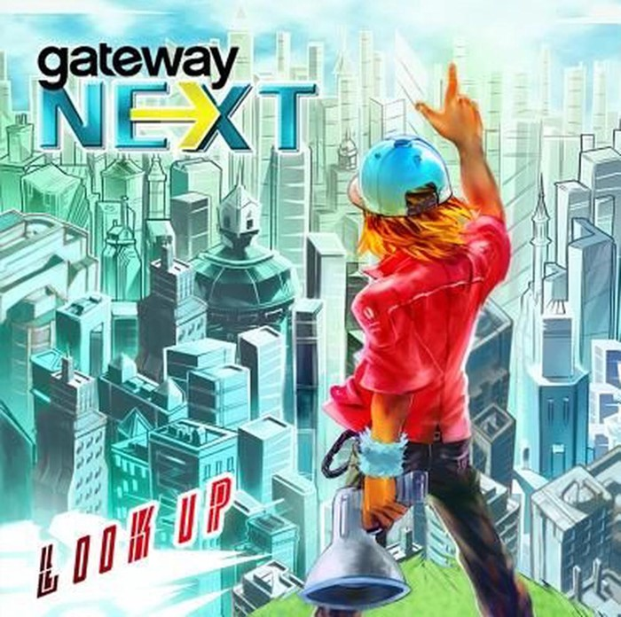 Gateway Next: Look Up (CD-Audio)