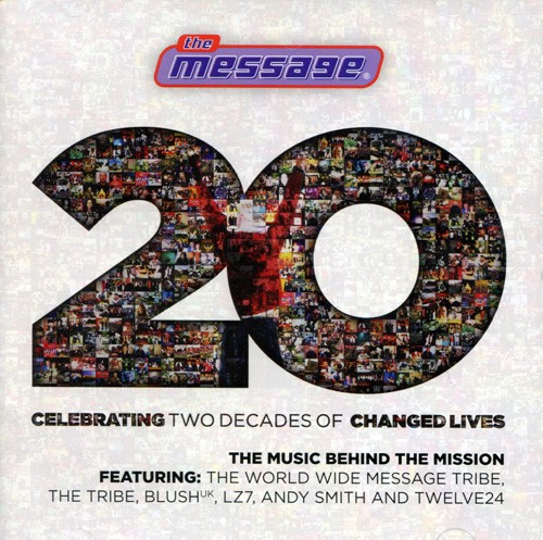 The Message 20th Anniversary CD (CD-Audio)