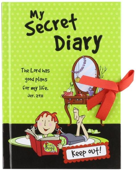 LaeDee Bug: My Secret Diary (Hard Cover)
