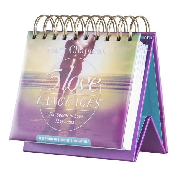 Day Brightener: 5 Love Languages (Spiral Bound)
