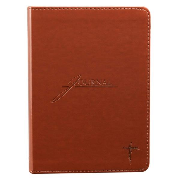 Journal: Brown - Cross Lux Leather (Imitation Leather)