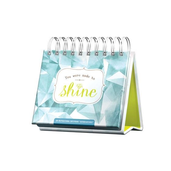 DayBrightener: You Were Made to Shine (Spiral Bound)