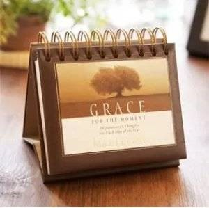 Day Brightner: Grace For The Moment (Calendar)
