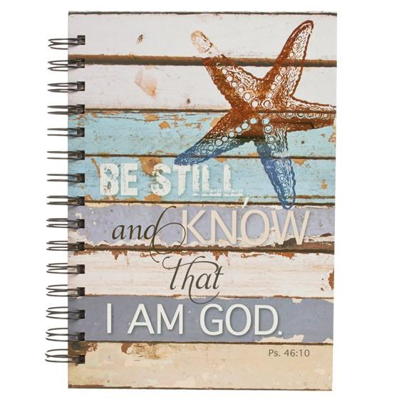 Wiro Journal: Psalm 46:10 (Spiral Bound)