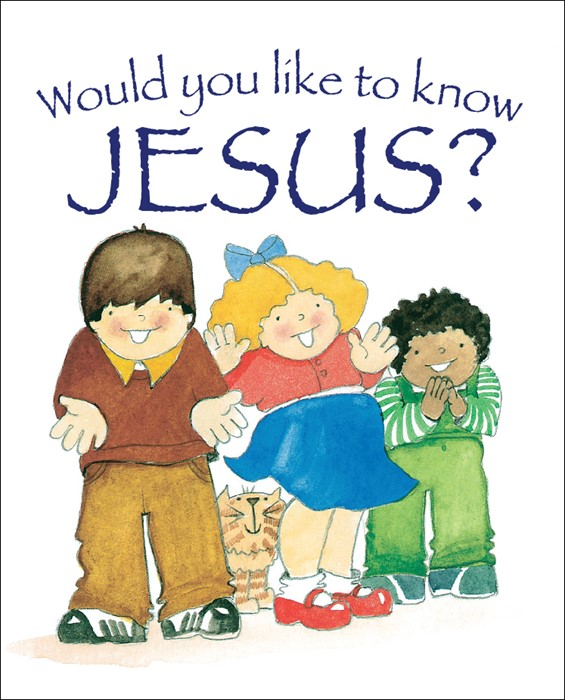 Would You Like To Know Jesus? (Paperback)