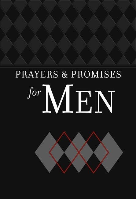 Prayers & Promises for Men (Imitation Leather)