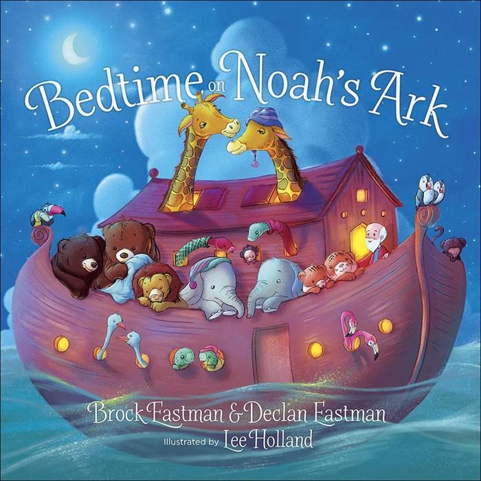 Bedtime on Noah's Ark (Board Book)
