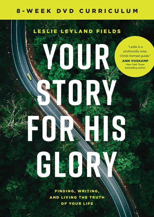 Your Story for His Glory DVD