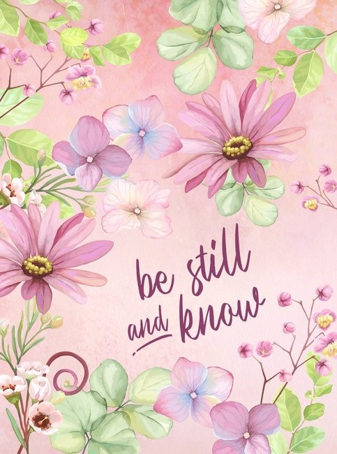 Be Still and Know (Hard Cover)