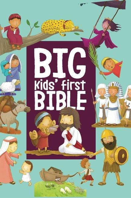 Big Kids' First Bible (Hard Cover)