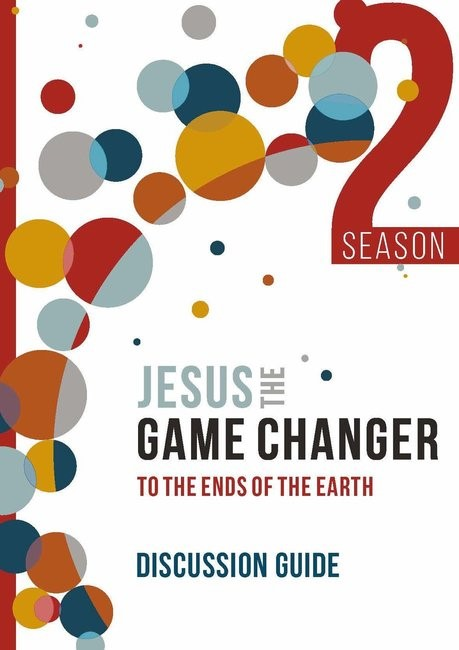 Jesus The Game Changer Season 2: Discussion Guide (Paperback)