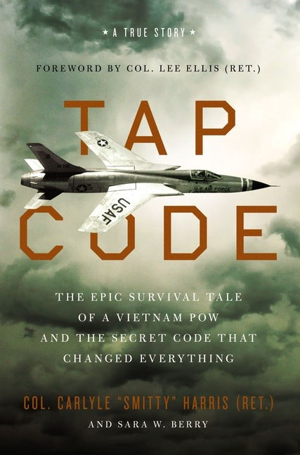 Tap Code (Hard Cover)