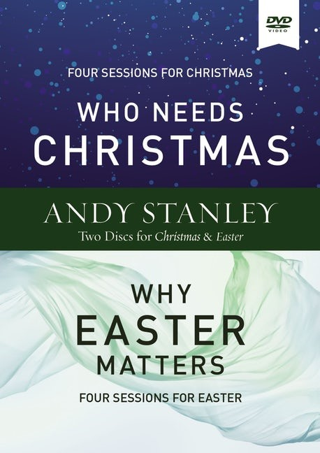 Who Needs Christmas/Why Easter Matters DVD (DVD)