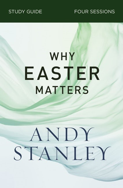 Why Easter Matters Study Guide (Paperback)