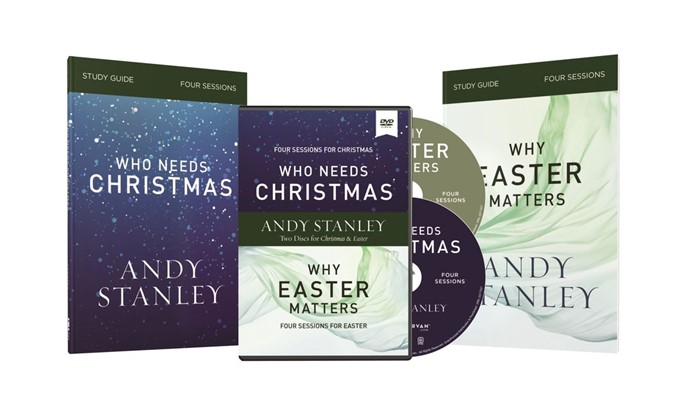 Who Needs Christmas/Why Easter Matters Kit
