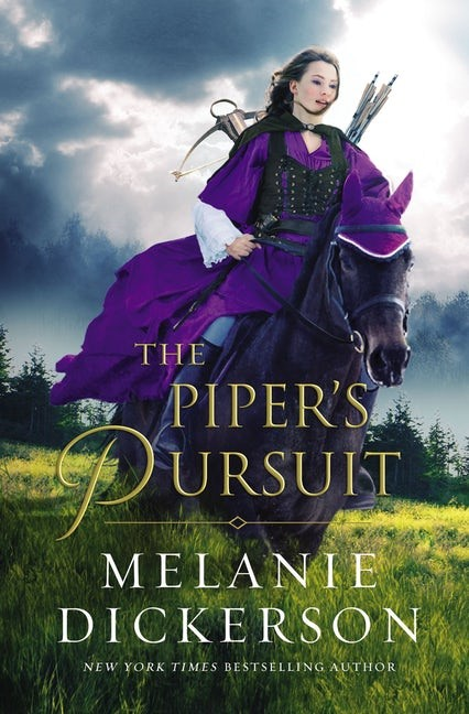 The Piper's Pursuit (Hard Cover)