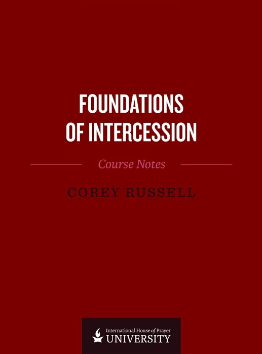 Foundations of Intercession (Paperback)