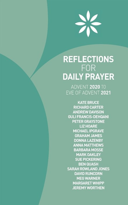 Reflections for Daily Prayer: Advent 2020-2021 (Paperback)