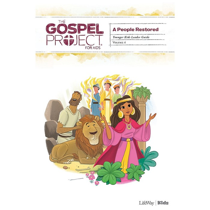 Gospel Project: Younger Kids Leader Guide, Winter 2020 (Paperback)