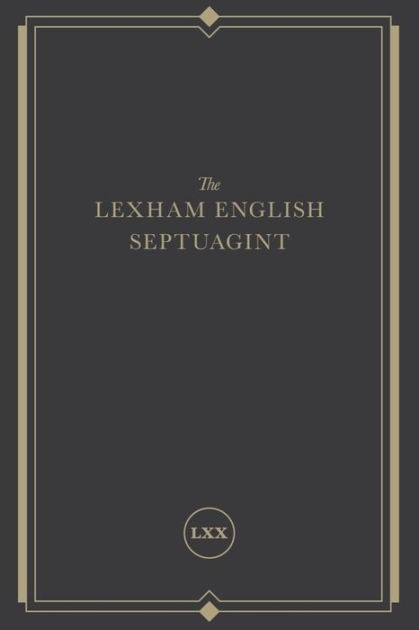 The Lexham English Septuagint (Hard Cover)
