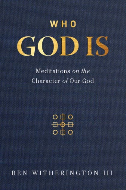 Who God Is (Hard Cover)