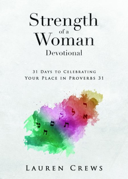 Strength of a Woman Devotional (Paperback)