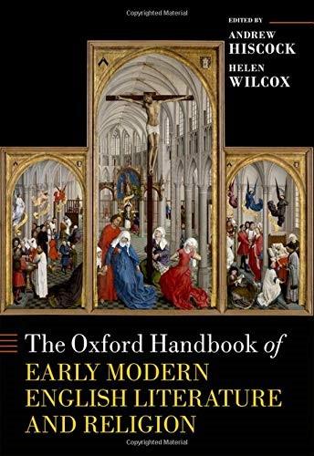 Oxford Handbook of Early Modern English Literature & Religio (Paperback)