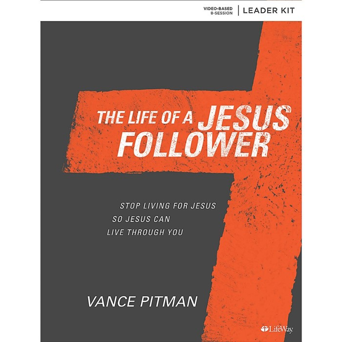 The Life of a Jesus Follower Leader Kit (Kit)