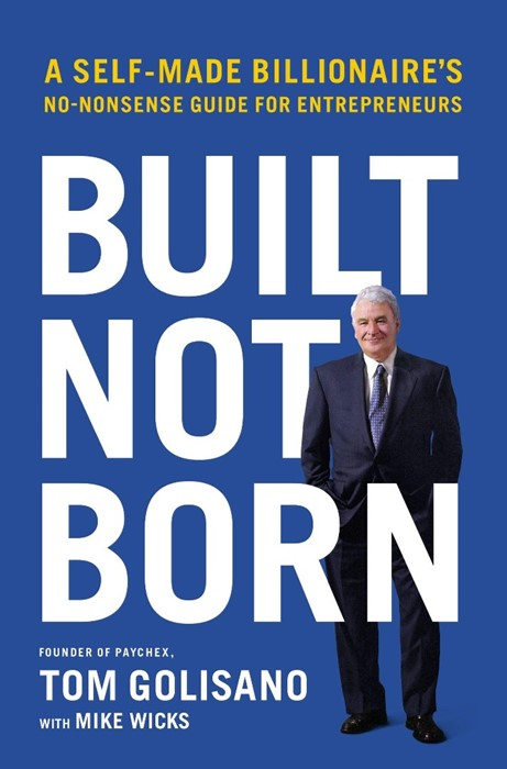 Built, Not Born (Hard Cover)