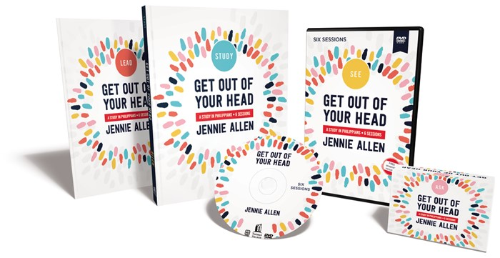 Get Out of Your Head Curriculum Kit (Kit)