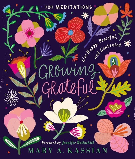 Growing Grateful (Hard Cover)