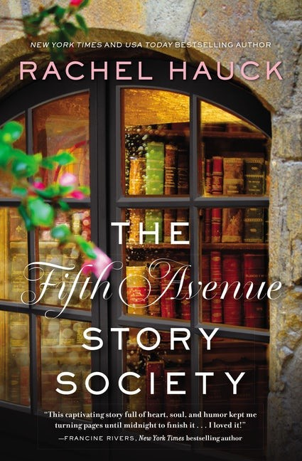 The Fifth Avenue Story Society (Paperback)