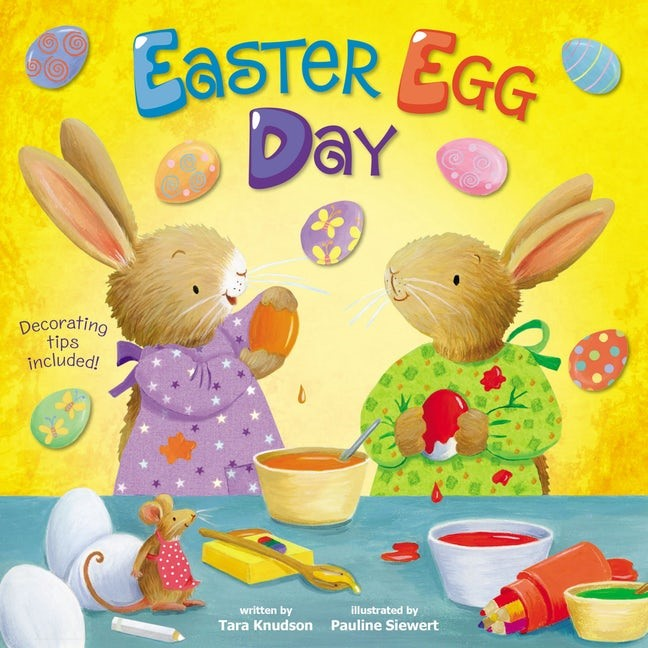 Easter Egg Day (Board Book)