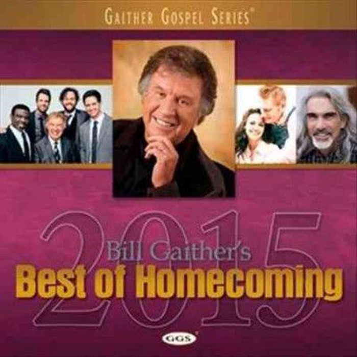 Bill Gaither's Best Of Homecoming 2015 (CD-Audio)