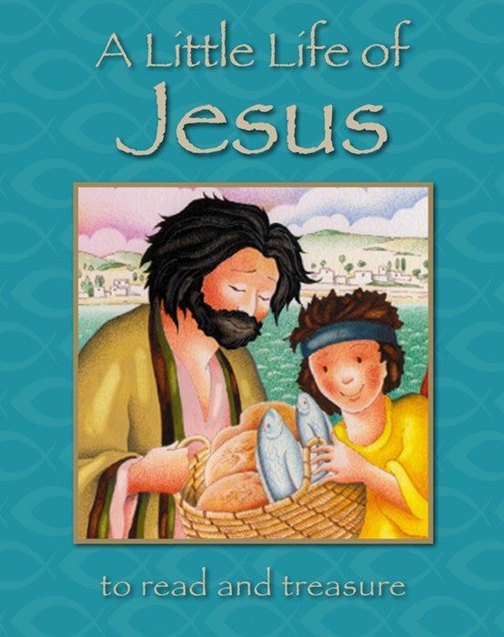 Little Life Of Jesus, A (Paperback)
